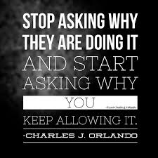 Sometimes we get involved with people... - Charles J. Orlando | Facebook