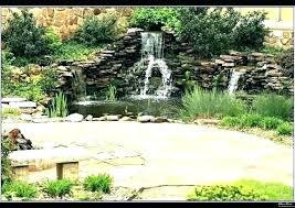 rock garden fountain iahouse co