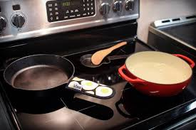 cast iron on glass stove