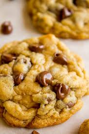 30 minute chewy chocolate chip cookies