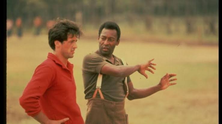 Image result for pele escape to victory""