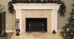 fireplace decor accessories custom