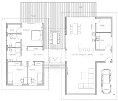 floor plan friday 3 bedroom modern