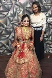 bridal makeup salon in delhi saubhaya