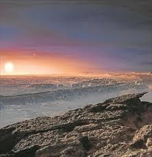 Resultado de imagen de Próxima Centauri y sus planetas