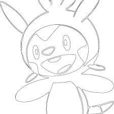 Chespin Pokemonxy Coloringpage Met Afbeeldingen Kleurplaten