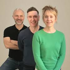 Mark Bonnar, Paul McGann, Hattie Morahan (1) - Blogtor Who