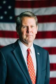 Georgia Governor Brian Kemp: State is ...
