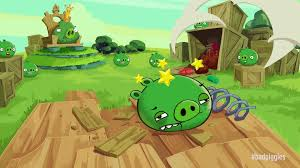 Bad Piggies Cinematic Trailer (Angry Birds) - video dailymotion