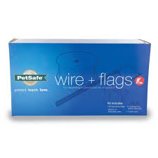 Petsafe Wire And Flag Kit Pig00 13769 The Home Depot