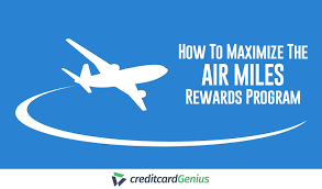air miles rewards program
