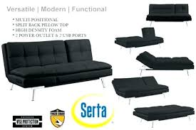 upholstery sofa serta couch orthopedic