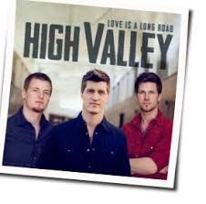 High Valley guitar chords and tabs | GuitarTabsExplorer.com