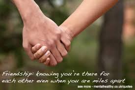 friendship quote mental healthy