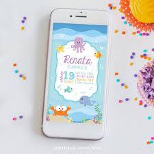 Invitacion Digital Comprar En Lorenza Diseno
