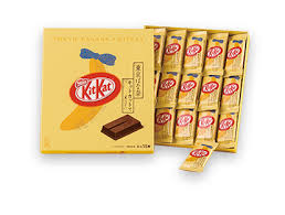 kitkat in an