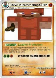 pokemon steve in leather armor