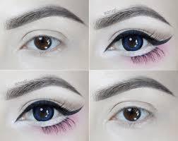 anime eye makeup male saubhaya makeup