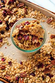 healthy granola recipe cookie and kate