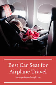best lightweight car seat for travel
