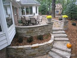 retaining wall ideas does your yard