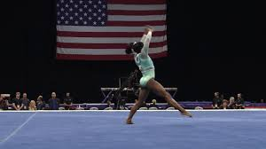 Simone Biles – Floor Exercise – 2018 U ...