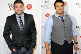 Man v. Food's Adam Richman Loses 60 Pounds   TV Guide