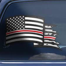 Thin Red Line Nurse Rn Cna Lpn Cns Np Distressed Usa American Flag Decal Sticker Ebay