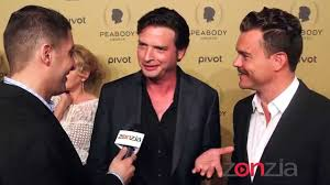 Clayne Crawford & Aden Young At The Peabody Awards - YouTube