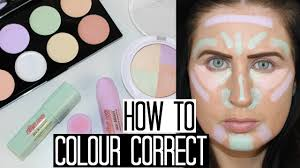 colour correcting for beginners how