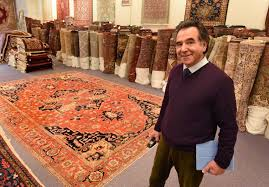 persian rugs will be imported once