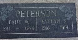 Paul Wesley Peterson (1911-1976) - Find A Grave Memorial