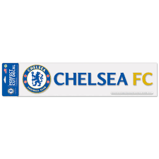 Chelsea Fc Official Premier League 4 Inch X 17 Inch Perfect Cut Car Decal By Wincraft Walmart Com Walmart Com