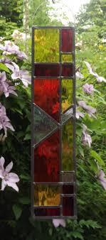 vitreus art stained glass garden panels