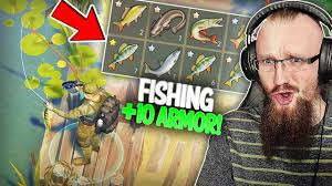 FISHING in LDoE IS FINALLY HERE! (New Workbench) Last Day on Earth:  Survival in 2020 | Survival, Fish, Fictional characters