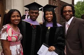 Graduates Javier Johnson and Debbie Lee | University of Michigan ...