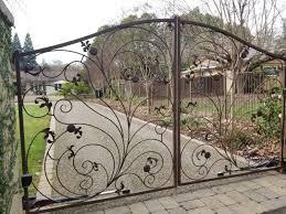 Irish Iron Best Sacramento Ironworks Metal Gates