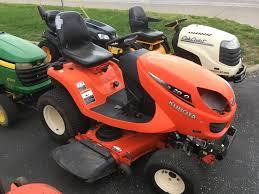 2008 kubota gr2010 garden tractor for