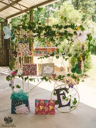 magical fairy birthday party pretty
