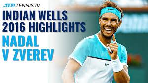 Extended Highlights: Rafa Nadal vs Alexander Zverev
