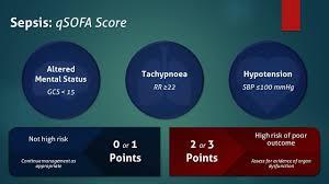 sepsis qsofa score you