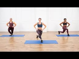 popsugar 10 minute standing ab workout