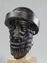 Head Of A King Possibly Hammurabi King Of Babylon Circa 1750 Bc Giclee Print Allposters Com
