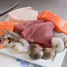 Seafood & Sushi - Burrini's Olde World ...