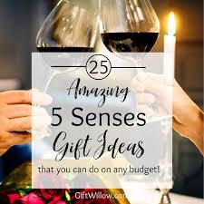 25 of the best 5 senses gift ideas