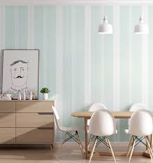 Korean Lovely Lace Stripes Wallpaper Light Pink Blue Green Bedroom Wall Decals Self Adhesive Pvc Wallpaper Kids Room Decor Ez257 Wallpapers Aliexpress