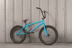 2020 Sunday signature Aaron Ross Forecaster complete Gloss Ocean Blue —  Stacked bmx shop
