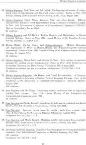 Curriculum Vitae Shlomo Engelson Argamon - PDF Free Download