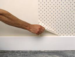 i remove wallpaper before painting