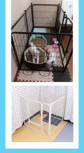 Black Pink Tall Dog Playpen Crate Fence Pet Play Pen Exercise Cage Panel Arbitrary Assembly Id 10607576 Product Details View Black Pink Tall Dog Playpen Crate Fence Pet Play Pen Exercise Cage Panel